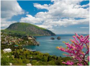 летом в Крым