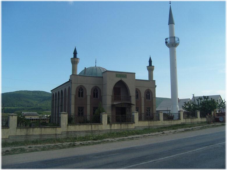 Мечеть Зубейр-Джами