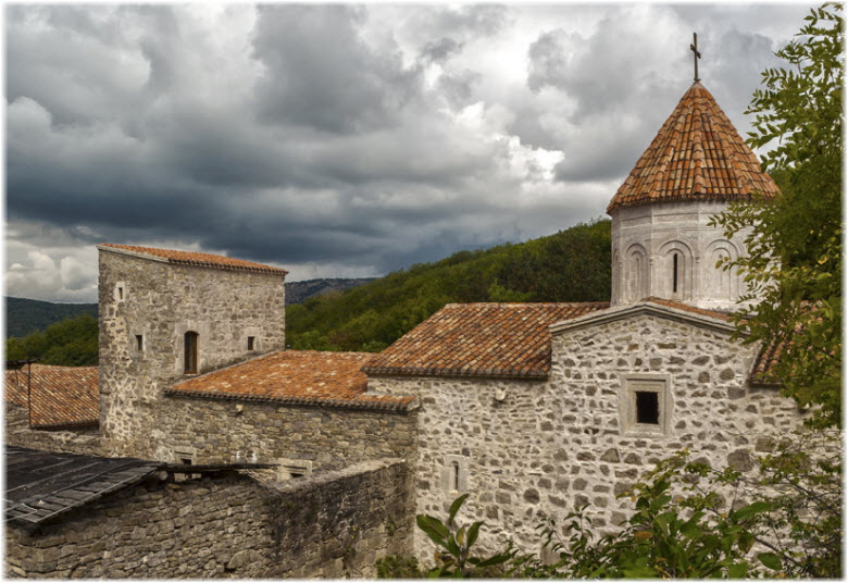 Монастырь Сурб Хач