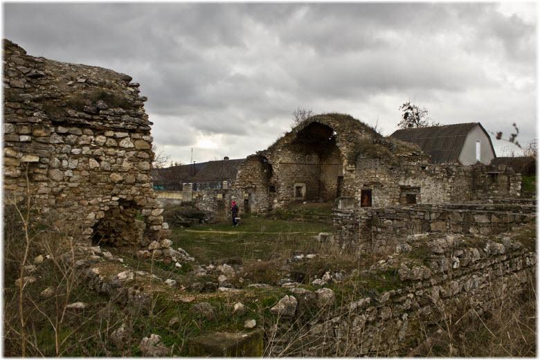 Монастырь Сурб Степанос