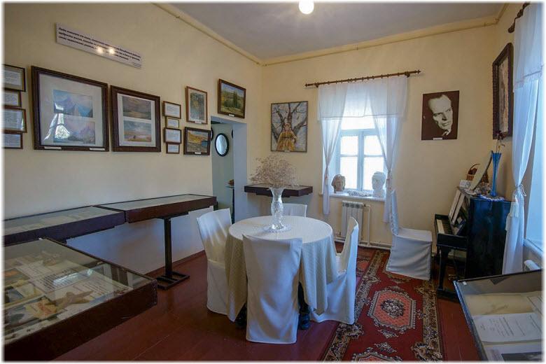Музей Паустовского