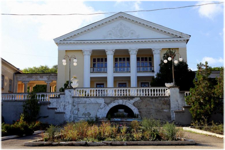 Музей санатория «Старый Крым»