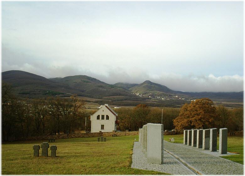 Немецкое кладбище в Гончарном