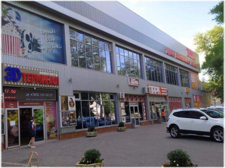 Улица Крымская