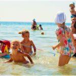 что лучше для отдыха с детьми - Феодосия или Евпатория
