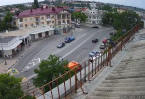 фото с камеры у Малахова Кургана