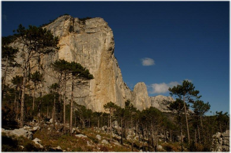 фото скалы Шаан-Кая