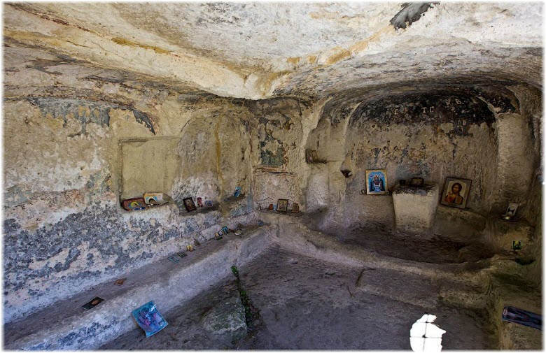 фрески в храме Донаторов