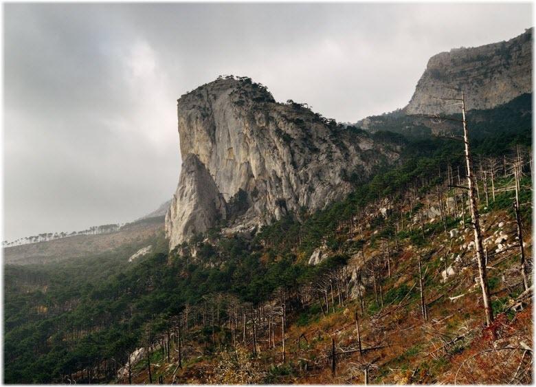 гора Шаан-Кая