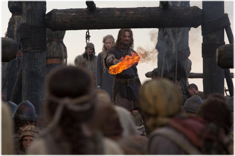 кадры из Викинга