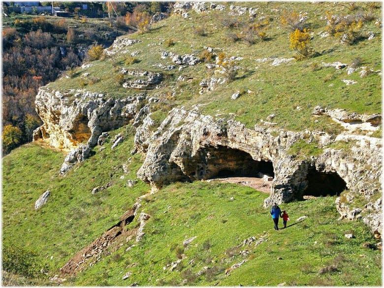 пещеры Килен-балки