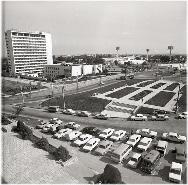 старые фото площади