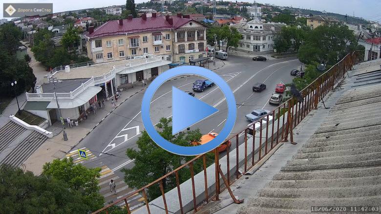 веб-камера у Малахового Кургана