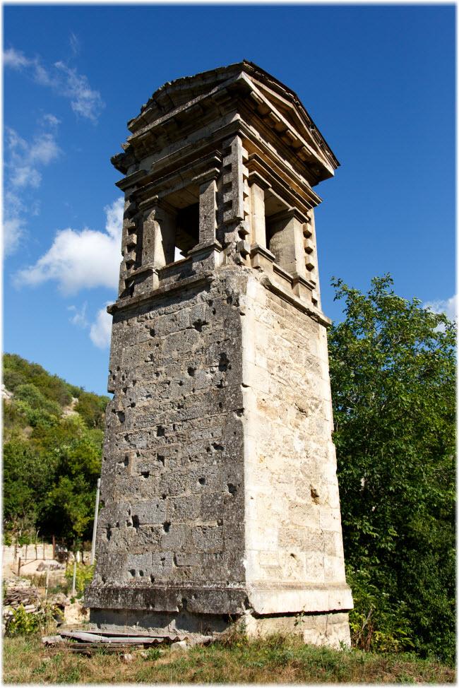 водонапорная башня в Килен-балке