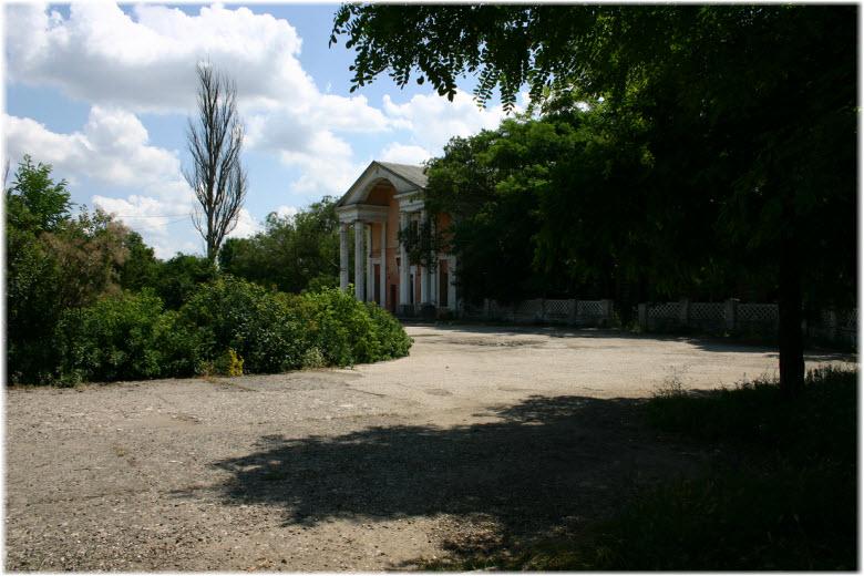 Дом офицеров в Багерово