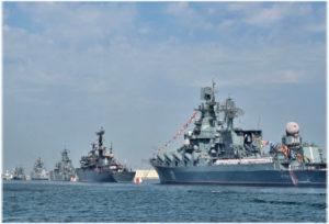 фото с парада ВМФ в Севастополе