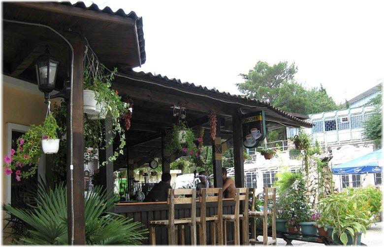 Кафе «Виноград»