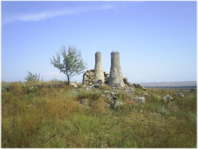 раскопки близ Багерово