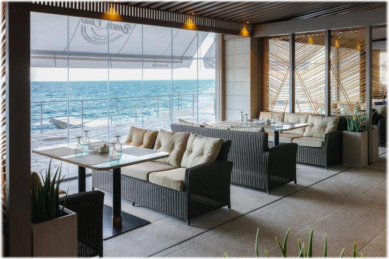 Ресторан Beach club