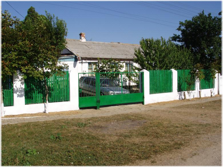 улицы села Заветное