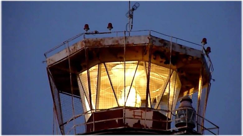 фото башни Евпаторийского маяка