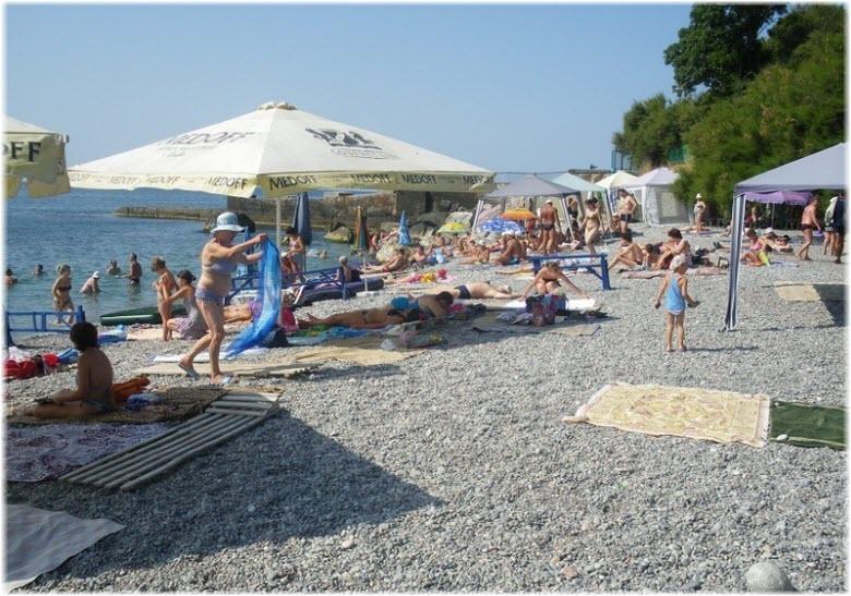 фото пляжа Русалка