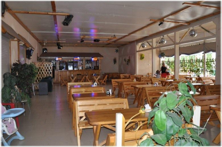 Кафе-бар «Ирина»
