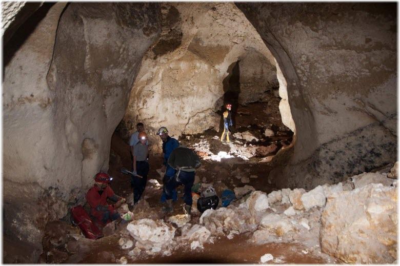 открытие пещеры Таврида