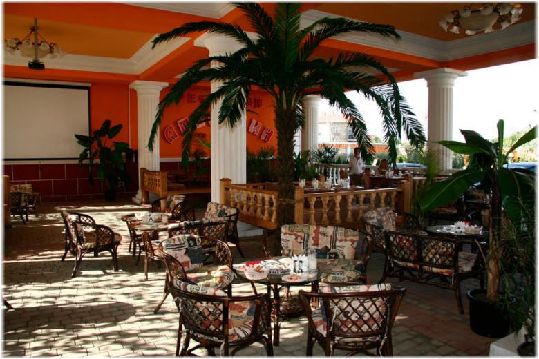 Ресторан «Апельсин»