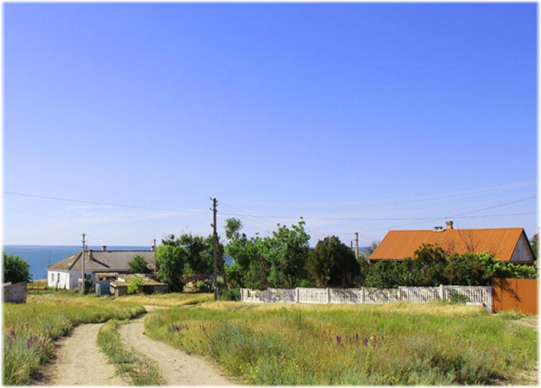 село Заводское