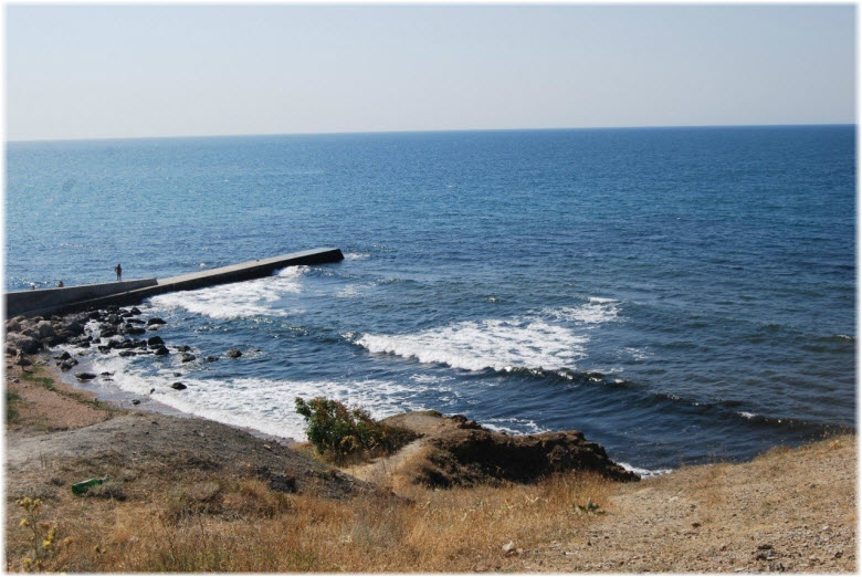 фото пляжа Медвежонок