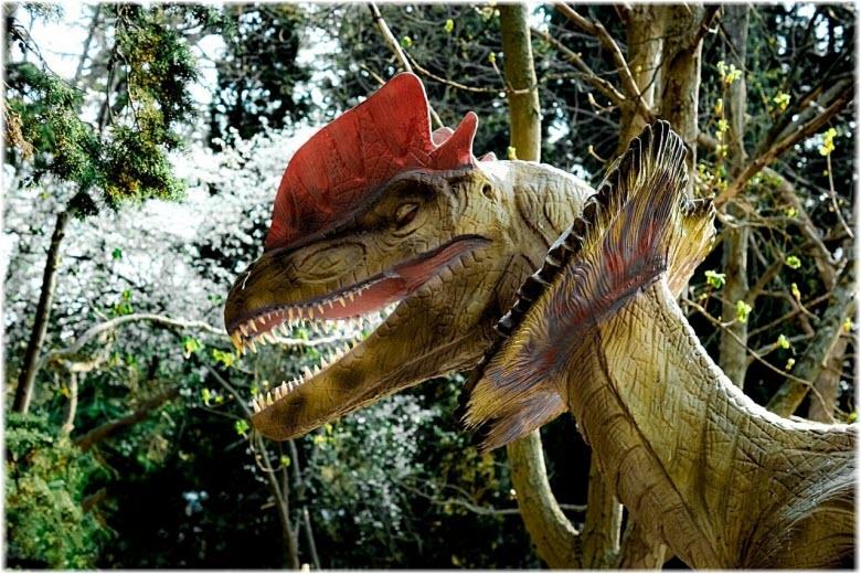 Парк «Динозавры Севастополя» в Крыму