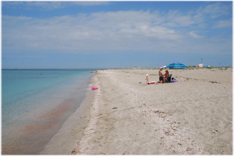 пляжи в Громово