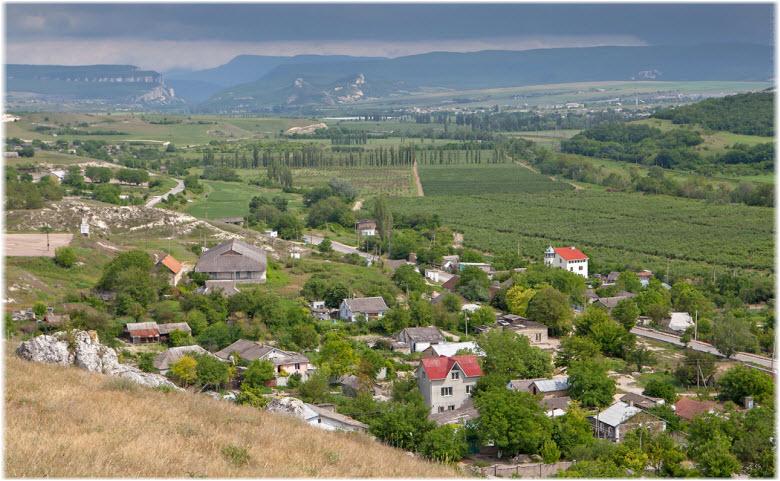 фото села Верхнесадовое