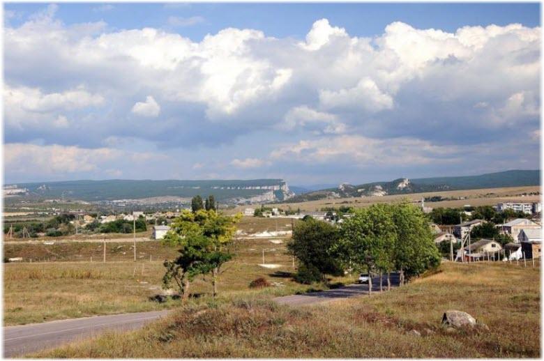 окрестности села Холмовка