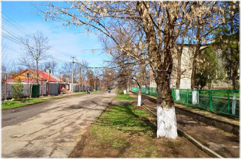 улицы Октябрьского