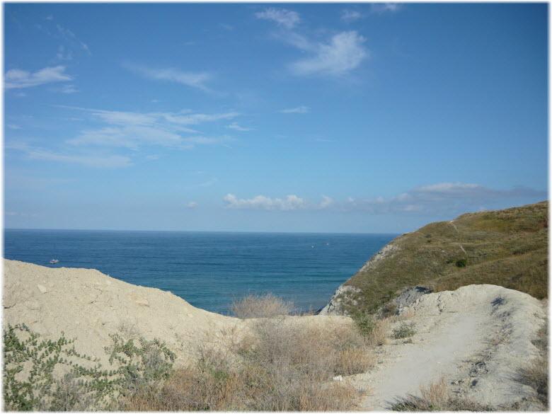 фото подходов к пляжу