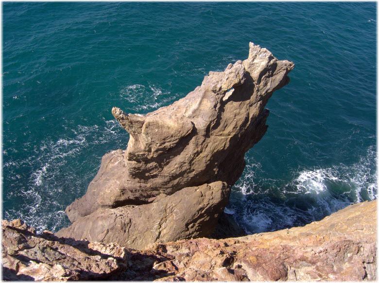 фото скалы вблизи