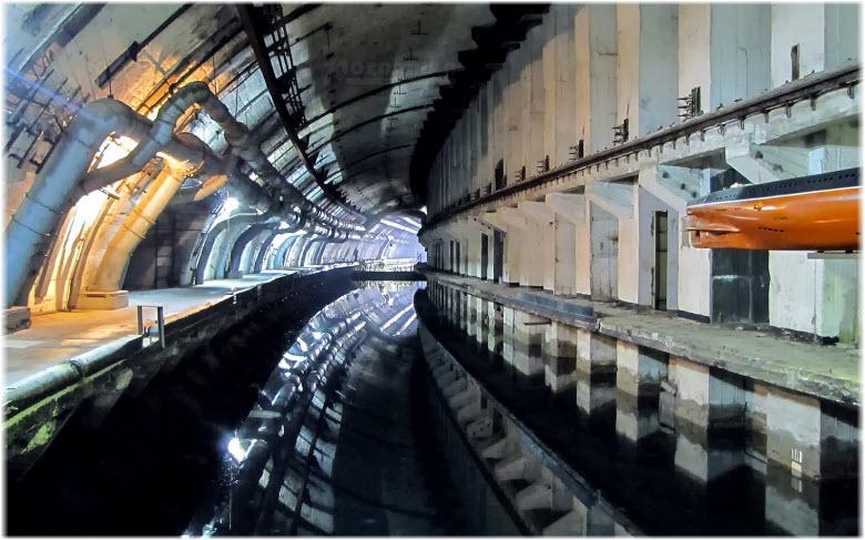 Подземный музей-завод в Балаклаве