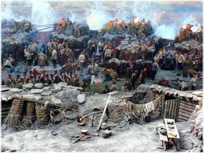Севастопольская панорама