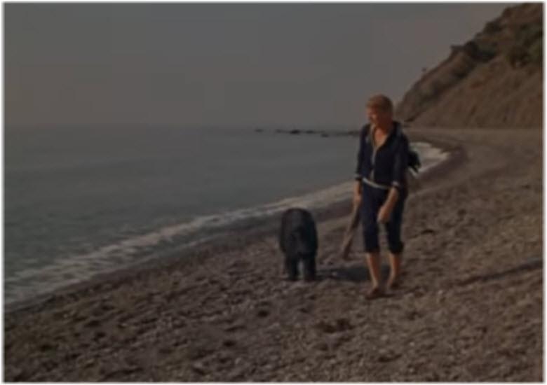фото на пляже