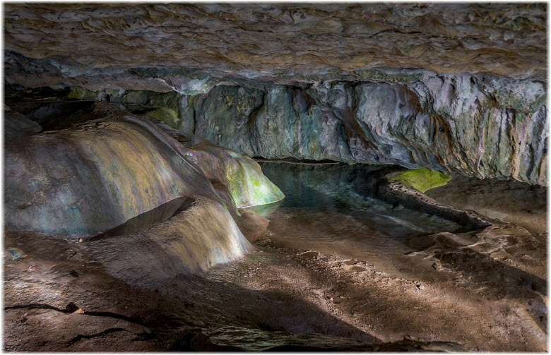 фото пещеры Данильча-Коба