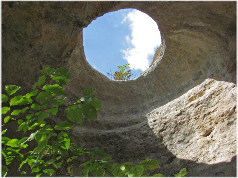фото пещеры Тешкли-Коба