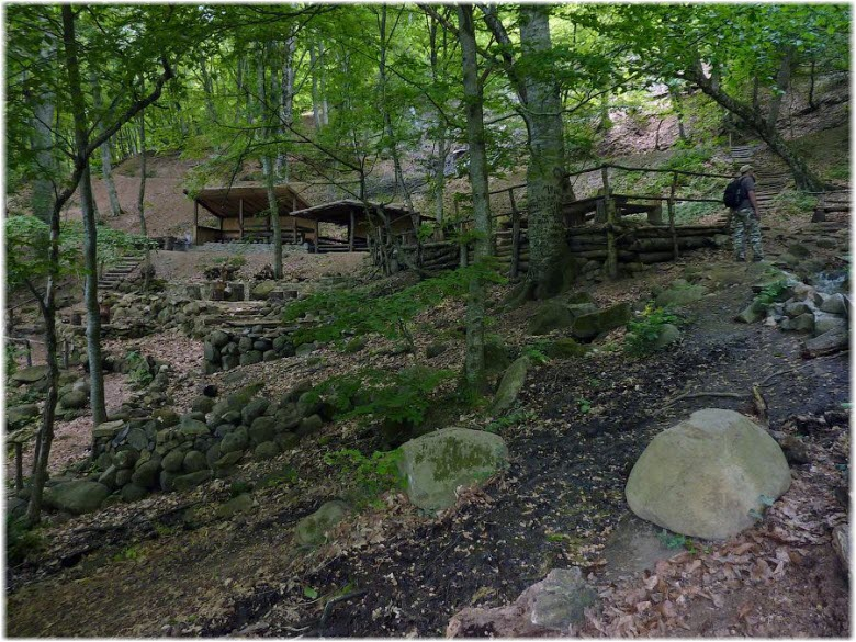 фото туристической стоянки Ай-Йори