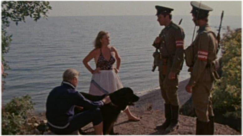 кадры из Прощания славянки в Крыму
