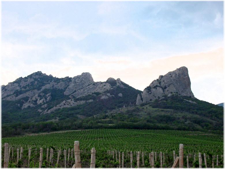 фото горы Курбан