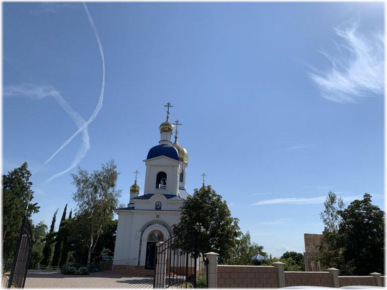 фото Успенской церкви