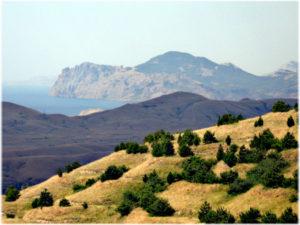 Гора Тепе-Оба
