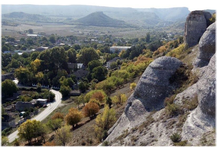 горы Красного Мака
