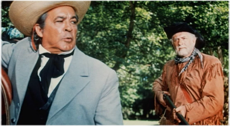кадр из фильма Всадник без головы